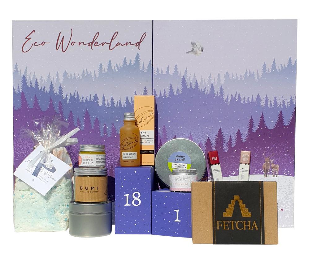 Eco Wonderland advent calendar